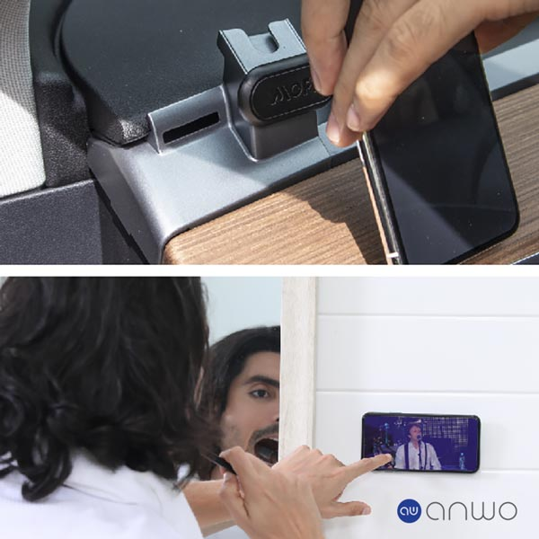 Miếng Hít Từ Tính Magnetic Sticky for Moft X Phone