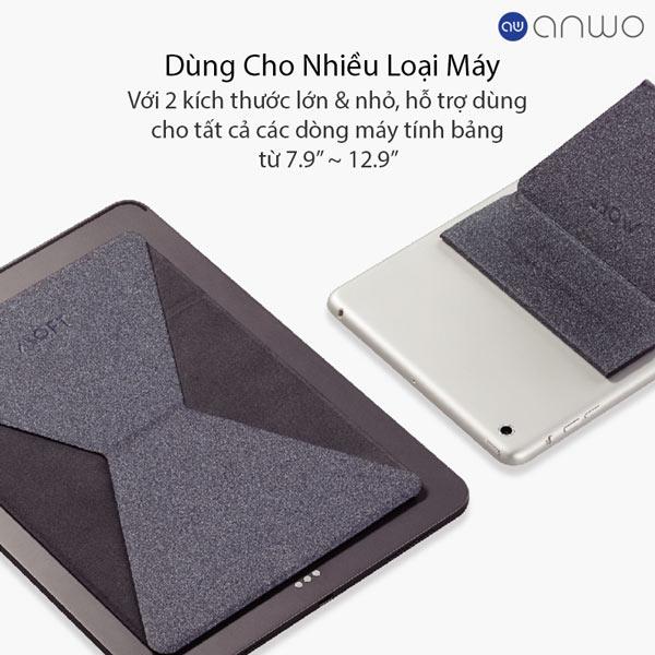 giá đỡ ipad moft x tablet stand, chân đế máy tính bảng