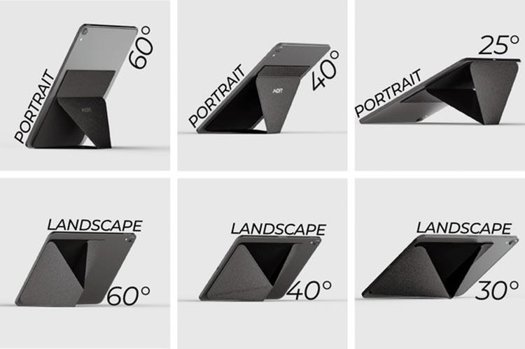 giá đỡ máy tính bảng moft x tablet stand