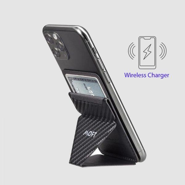 Giá Đỡ Điện Thoại MOFT X Phone Stand Compact - Wireless Charger