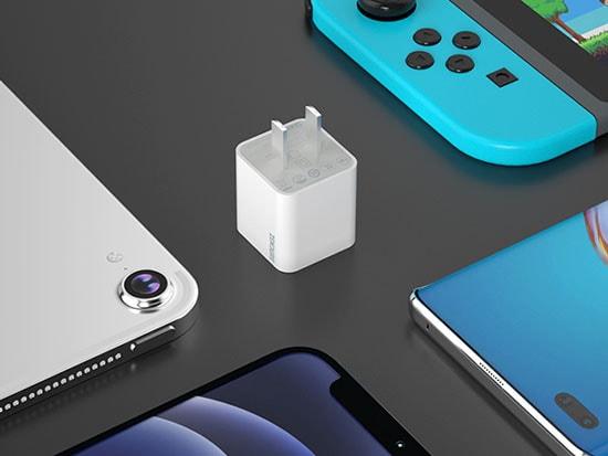 Sạc Nhanh iPhone 12 Zendure SuperPort Nano 20W